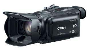 Canoni uued Canon XA20, XA25 ja Legria HF G30 videokaamerad
