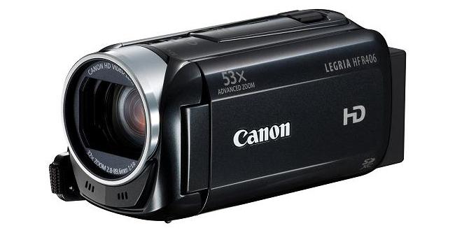 Canon toob turule uue LEGRIA HF R-seeria