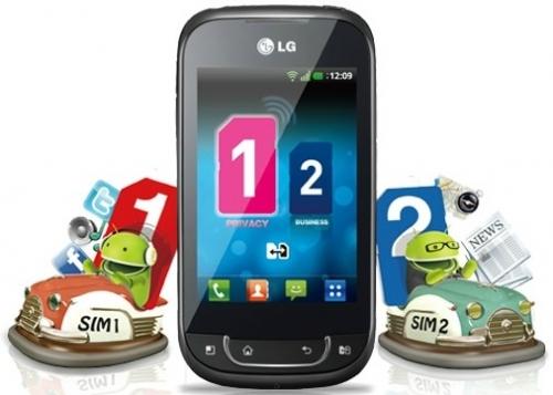 LG toob turule oma esimese kahe SIM-kaardi toega nutitelefoni