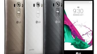 Juuli lõpus jõuab Eestis müügile uus keskklassi nutitelefon LG G4s