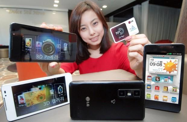LG esitles Barcelonas uusi nutitelefone