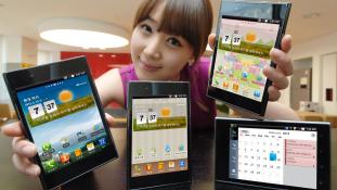 LG toob turule 5-tollise ekraaniga nutitelefoni Optimus Vu