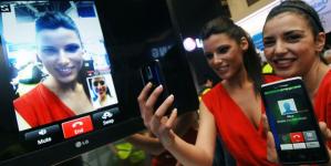 LG esitles maailma esimest hääl- ja videokõnede konversiooni LTE võrgus