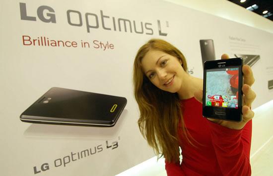 LG Optimus L3II nutitelefon on nüüd saadaval ka Eestis