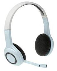 Pildil: Logitech Wireless Headset (allikas:Logitech)