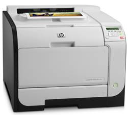 HP esitles uusi LaserJet värviprintereid ettevõtetele