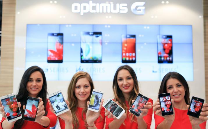 LG Optimus L5II ja L7II nutitelefonid on Eestis saadaval
