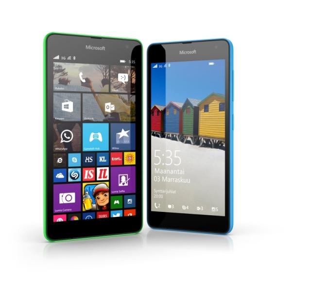 Microsoft Lumia 535_