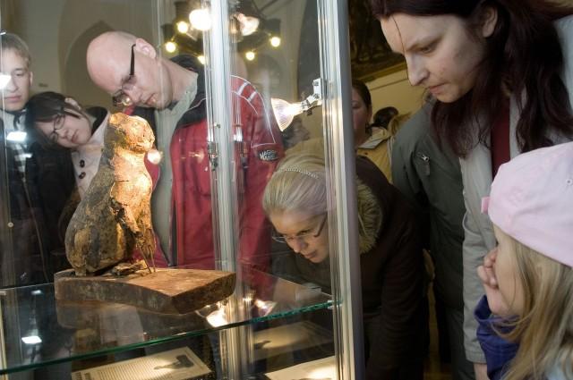 Muuseumiöö Ajaloomuuseumis