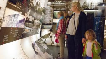 Muuseumiööl sündis teist aastat järjest publikurekord: külastajaid oli üle 110000