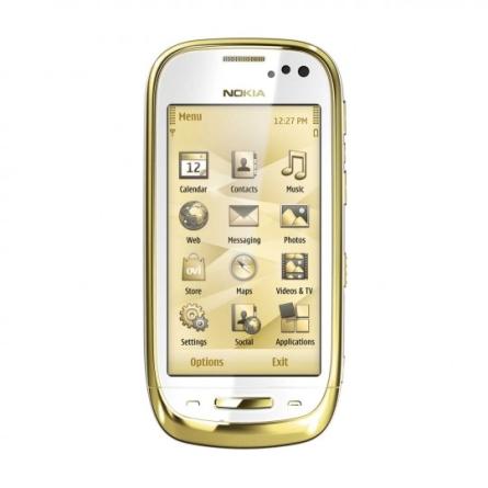 Nokia näitab, et Symbian on kuldset kuut väärt