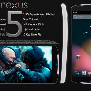 LG ja Google esitlevad Google Nexus 5 nutitelefoni