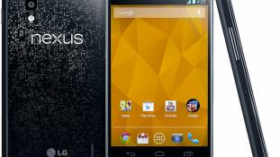 LG ja Google'i koostöös valminud Nexus 4 jõuab aprilli keskel Eesti poodidesse