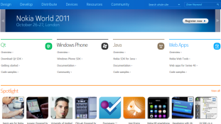 Täna öösel murti sisse Nokia Arendajate veebilehele, Nokia vabandab
