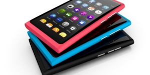 Nokia N9: unikaalne täisekraaniga nutitelefon