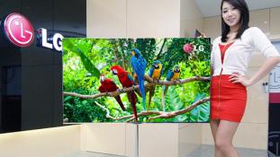 LG toob turule suurima OLED-ekraaniga teleri