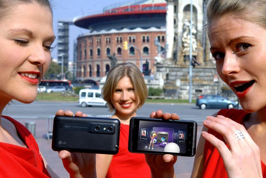 MWC LG – rida uusi telefone ja tahvleid