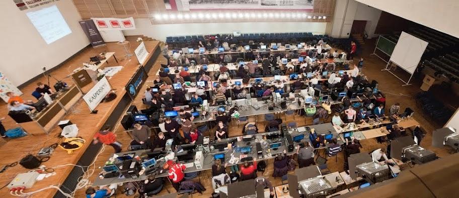 TTÜ võrgupidu eSport 2012