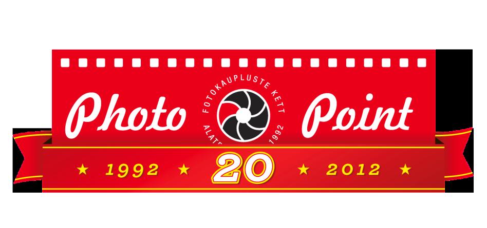 Photopoint saab täna 20-aastaseks!