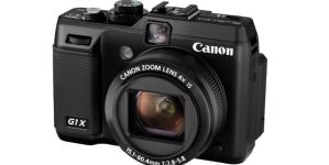 Canoni PowerShot G1 X kaamera on nüüd ka Eestis saadaval