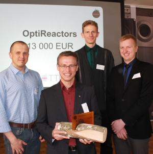 Prototron toetab 50 000 euroga kolme TTÜ intellektuaalomandil põhineva prototüübi loomist