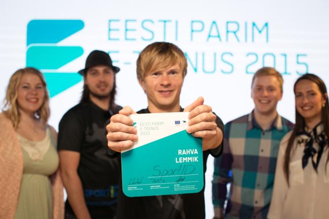 Eesti parim e-teenus 2015 on e-residendiks taotlemise keskkond