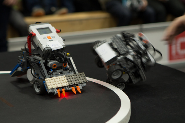 Robotex LEGO sumo