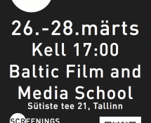 BFM SCREENINGS 26.-28.03