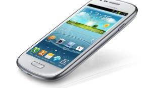Samsung avalikustas GALAXY S III mini