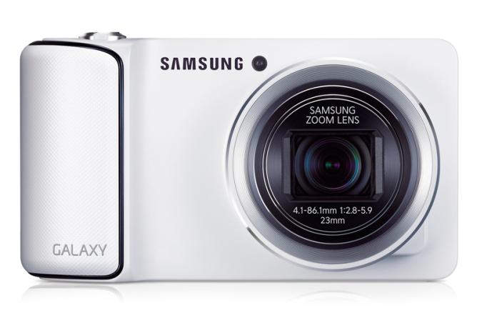Samsung Galaxy Camera on tõeline leid nutitelefoni sõpradele