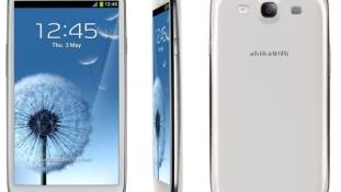 Samsung Galaxy S3 jõuab Eestis müügile kahe nädala pärast
