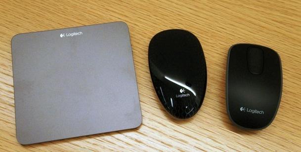 Logitechi uued Windows 8 seadmed