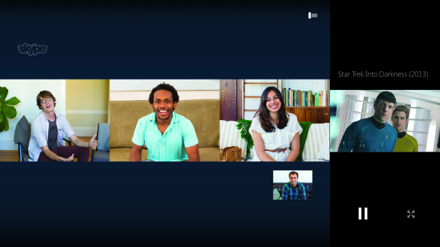 Skype_Group Call_Movie Snapped
