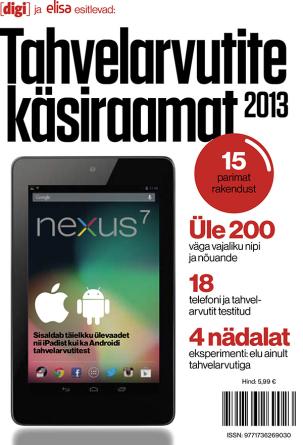 Ajakiri Digi ja Elisa käsiraamat jagab juhiseid tahvelarvuti soetamiseks ja kasutamiseks