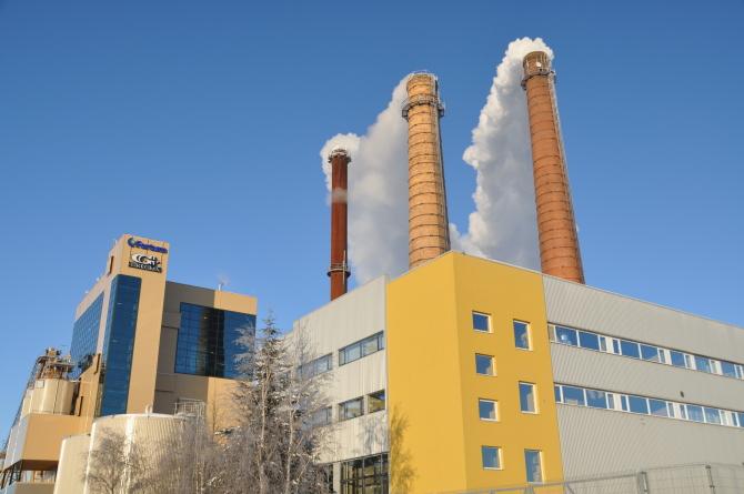 Lahtiste uste päev Tartu Elektrijaamas