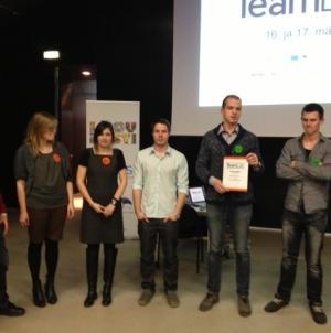 TeamLabi võiduprojektiks tunnistati RFID kaarte koondav Driftband