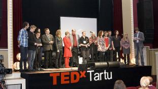 Erakordne TEDxTartu konverents kutsub otseülekannet jälgima
