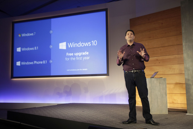 Windows 10: The Next Chapter press event (day 2 of 2)