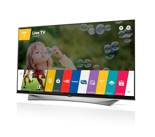 LG toob Eestisse uued webOS 2.0 operatsioonisüsteemiga 4K UHD telerid