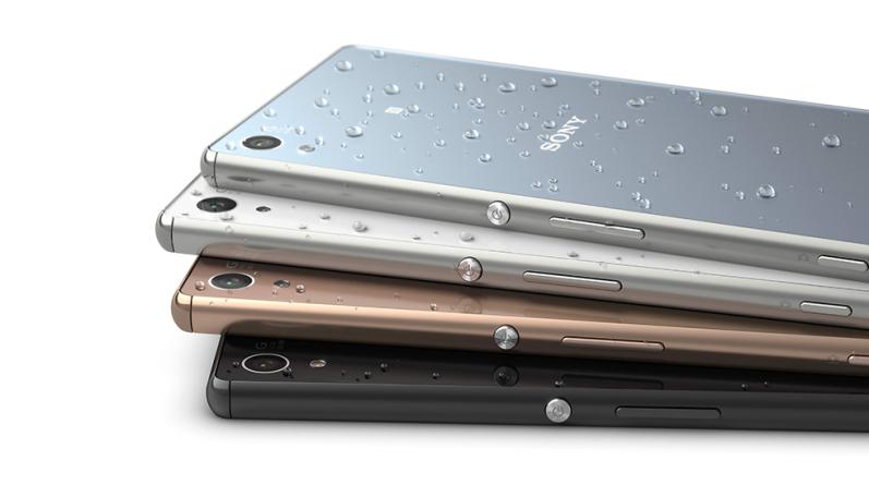 Elioni e-poes algas Sony tippmudeli Xperia Z3+ eelmüük