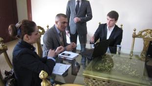 Eesti IT firmad viivad Iraagi kohtusüsteemis läbi digipöörde