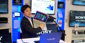 Solaris Sony Centeri avamine