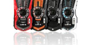 Pentax tõi turule Optio WG-2 ja Optio WG-2 GPS kaamerad