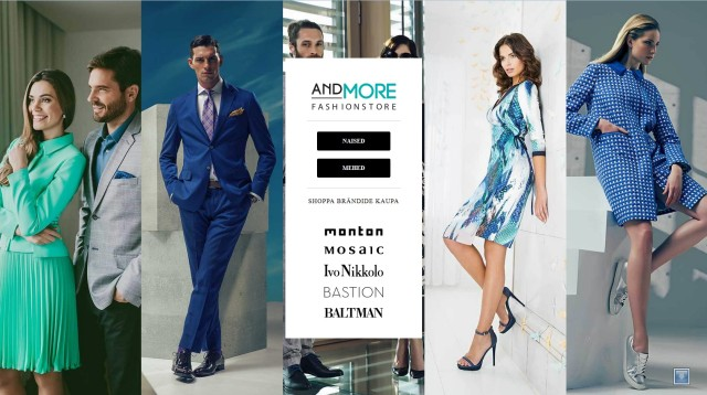 andmorefashion com