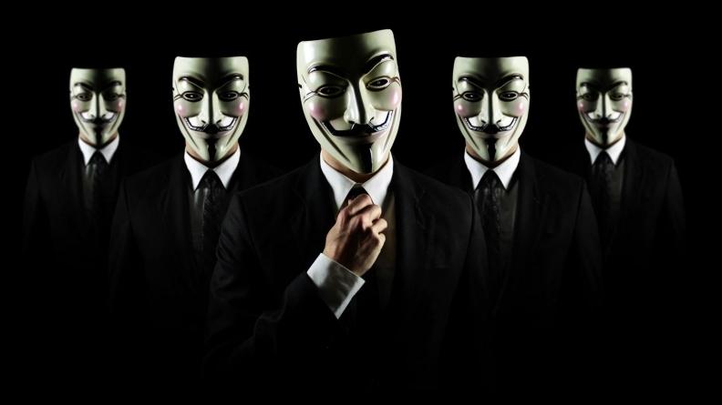 RIA: Olukord küberruumis on üldiselt rahulik / Anonymous lubab uusi rünnakuid!