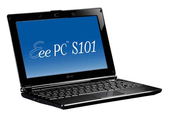 Asus Eee-PC S101 – Hämmastavalt lummav