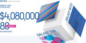 Samsung kuulutas välja ülemaailmse mobiilirakenduste arendajate konkursi Samsung Smart App Challenge 2012