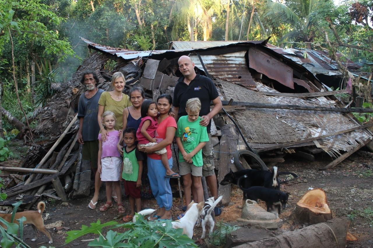 Eestlased viivad päikesevalguse 1500 Filipiini kodusse