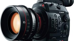 Canon täiustab oma EOS-kinofilmisüsteemi 4K-resolutsiooniga kinofilmikaamera ja kahe kompaktsuumobjektiivi näol