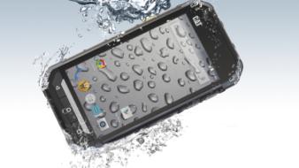 Eestis tuleb müügile uusim vastupidav nutitelefon Cat S30